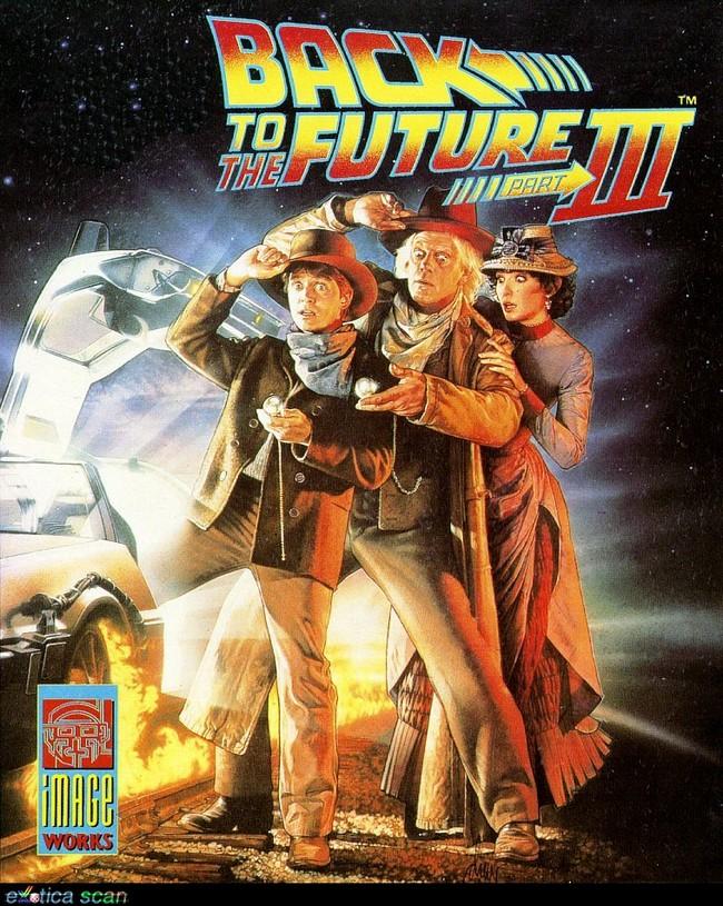 Назад в будущее, часть iii (back to the future part iii) повтор - среда, 6 января, 1345)