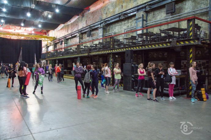 Kharkiv Fitness Sunday