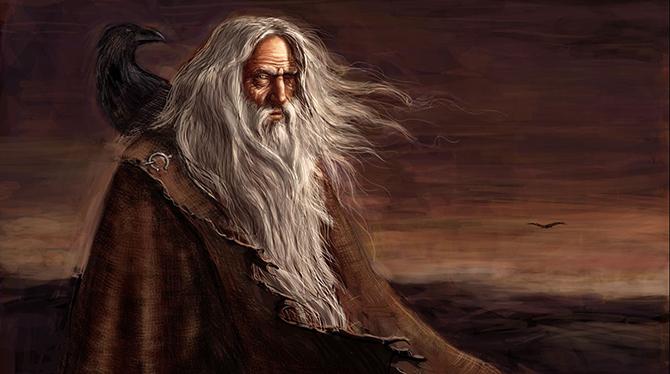 Ритуал обращения к Одину для обретения силы Odin-prishel-v-skandinaviyu-s-vostoka-photo-big