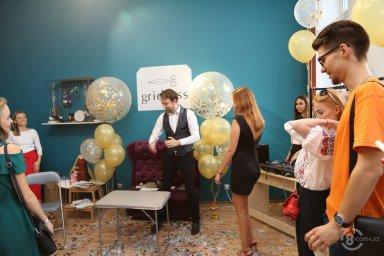 Birthday Party Gridress