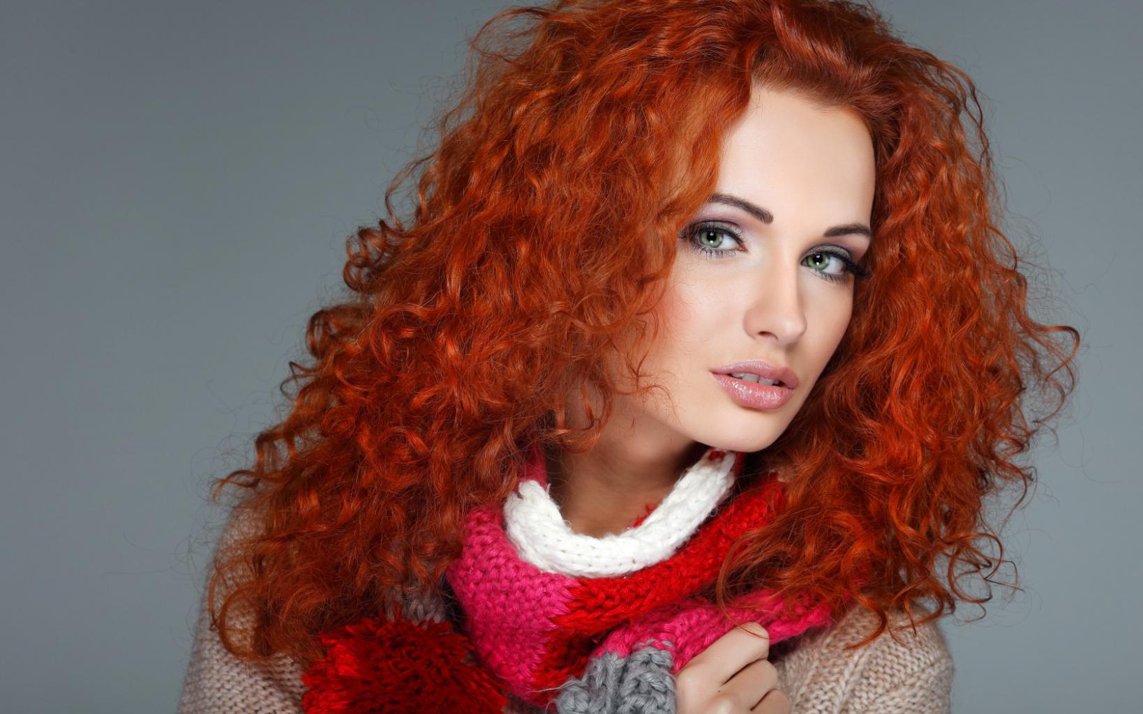 Рыжий цвет волос это сексуально