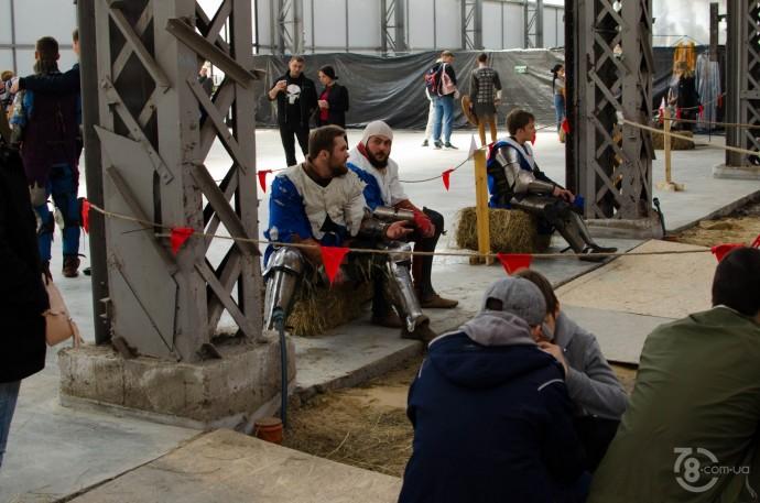 Рыцарский Турнир «Арена»