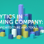 «Analytics in a Gaming Company: Big Data Architecture and Tools»