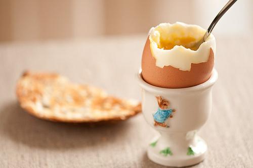 Как идеально сварить яйцо?