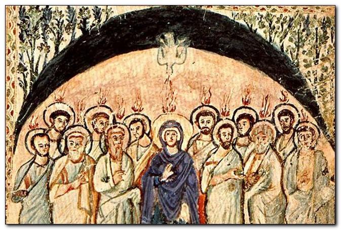 День Святой Троицы. Начало распространения христианства