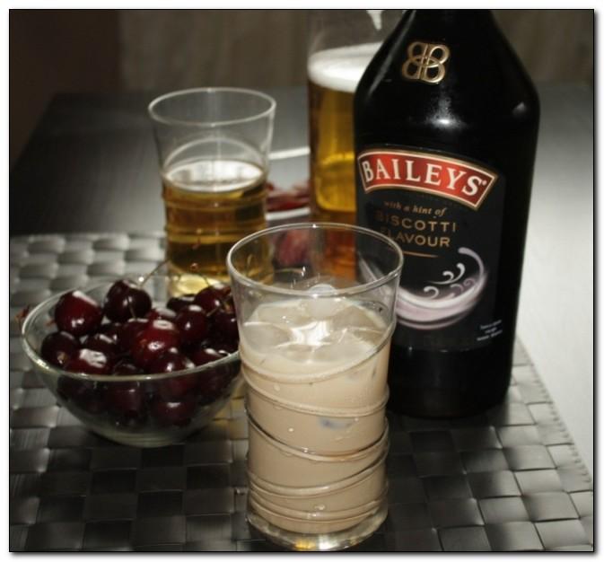 Из чего пьют бейлиз в домашних условиях