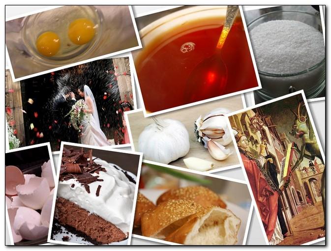 Странные суеверия, связанные с едой