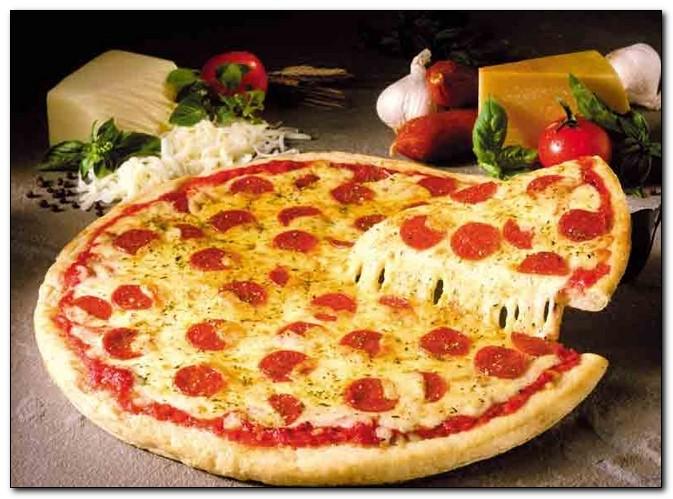 Ингредиенты идеальной пиццы