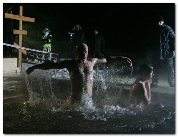 10 правил крещенского купания
