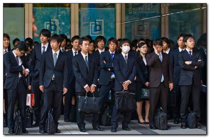 20 фактов о том, как работают японцы