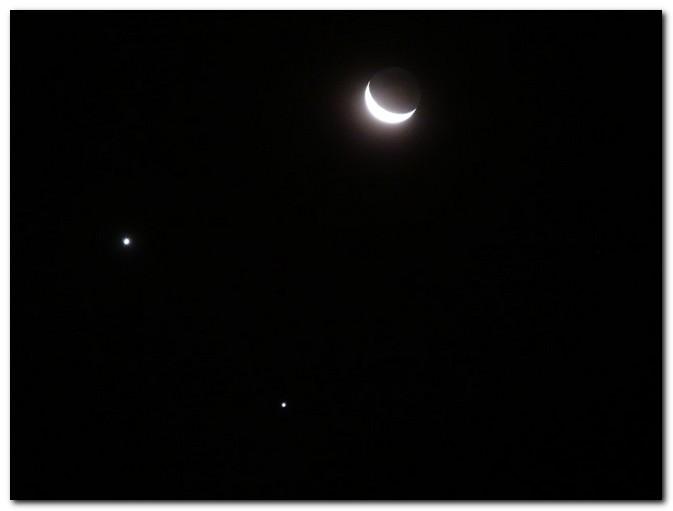 В январе земляне увидят звездопад и парад планет