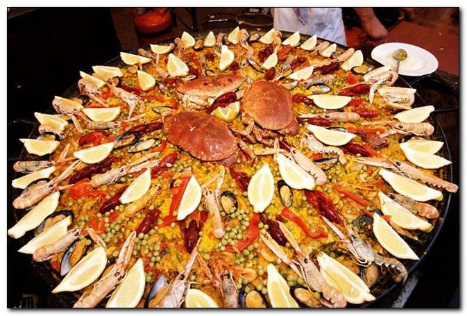 Иберийская диета. Что едят испанцы