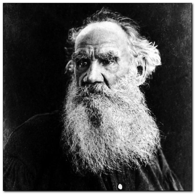 Факты из жизни Льва Толстого.