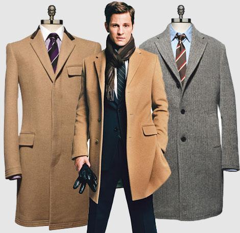 Советы по выбору мужского пальто