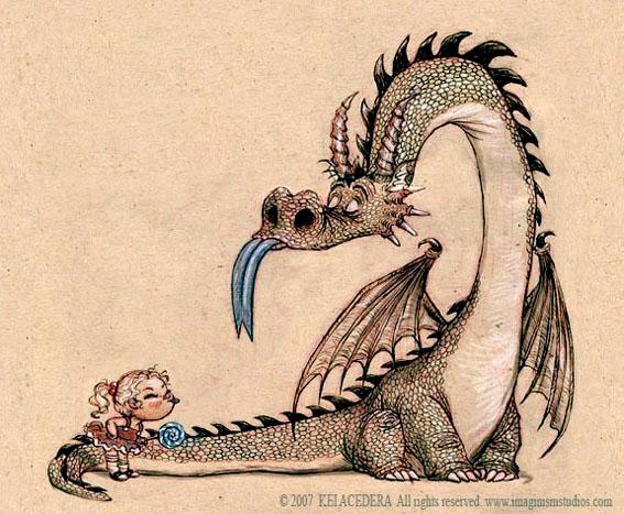 Дракон и принцесса. 786ea94bcd9eee8ca5ab3f557d53b632