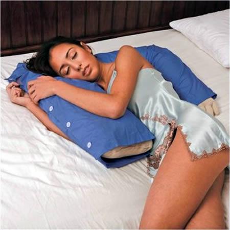 Подушка опаснее половой тряпки