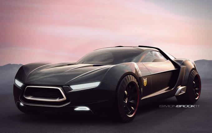 концепт авто