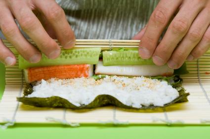 Рецепты с фото как приготовить суши