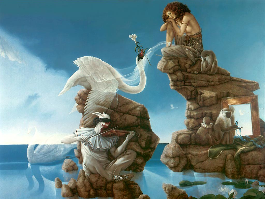 Дикие звери, карлики, голые девушки, магия сюрреализма