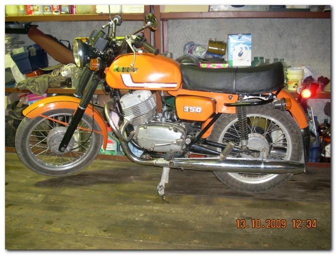 Мотоциклы советской молодости
