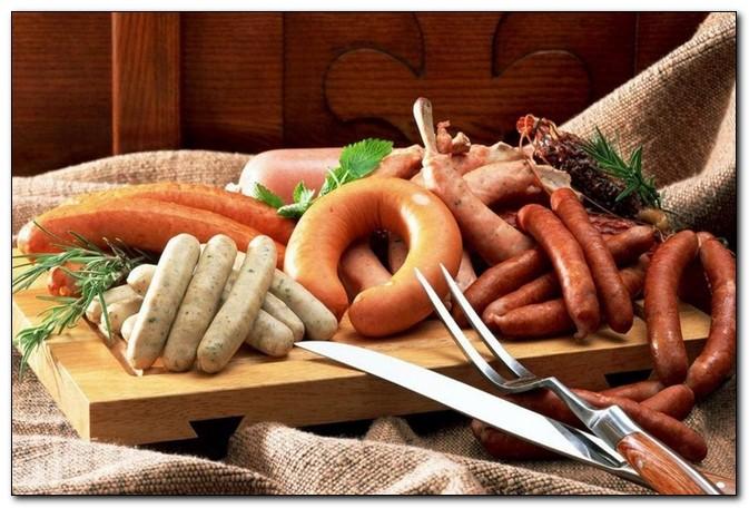 О колбасах и сосисках