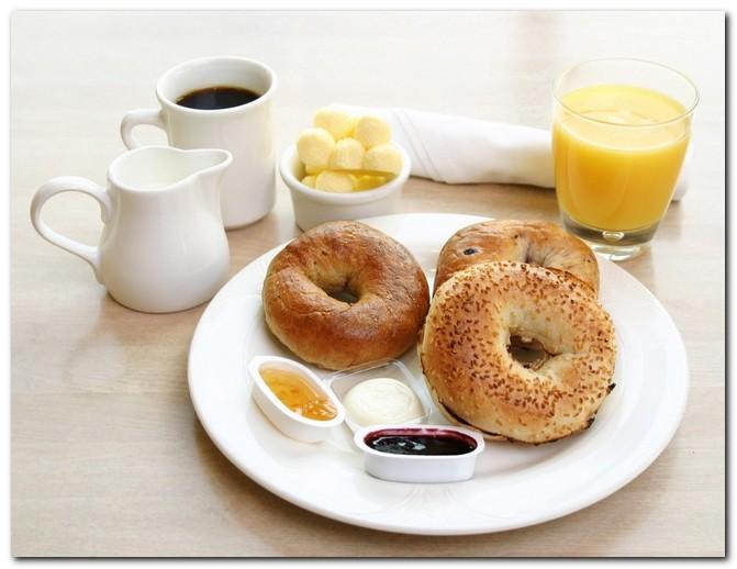 Идеальный завтрак, для желающих сохранить стройность