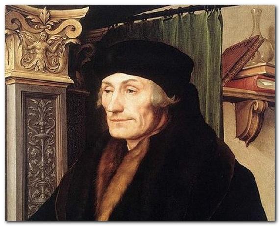 Правила вежливости и счастья XVI века: cоветы от Эразма Роттердамского