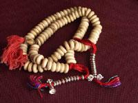 Буддийские четки своими руками