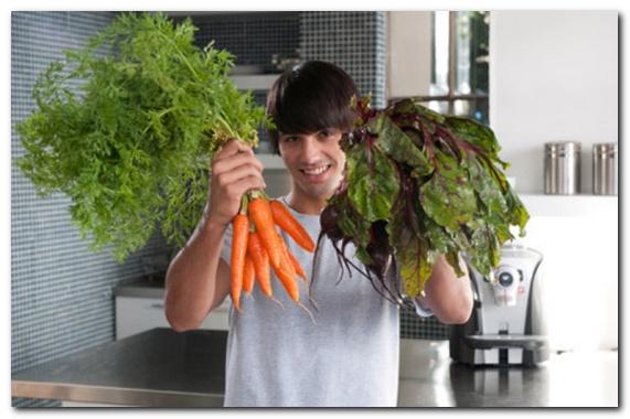 Какие продукты полезны для мужчин?
