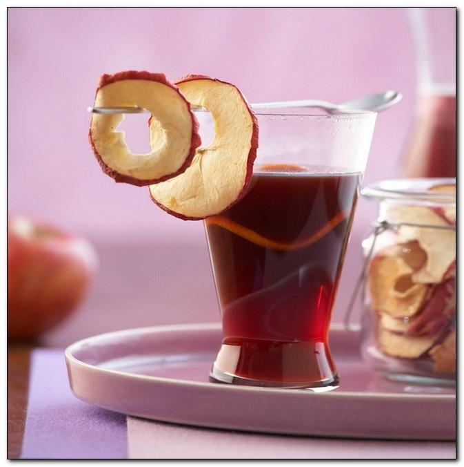 Чайный глинтвейн и другие согревающие коктейли
