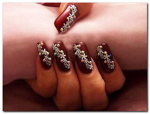 dizain-nogtej-osennie-novinki-2013-8. дизайн осенние новинки ногти фото.