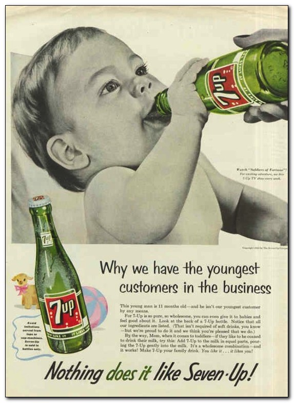 7 up critique