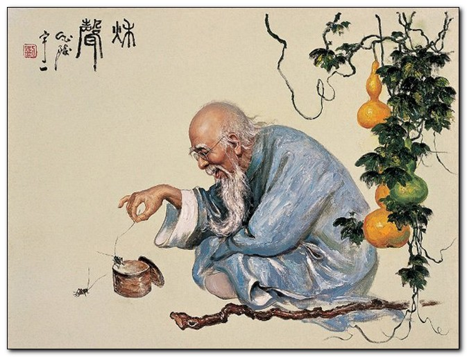 Пословицы и поговорки Китая