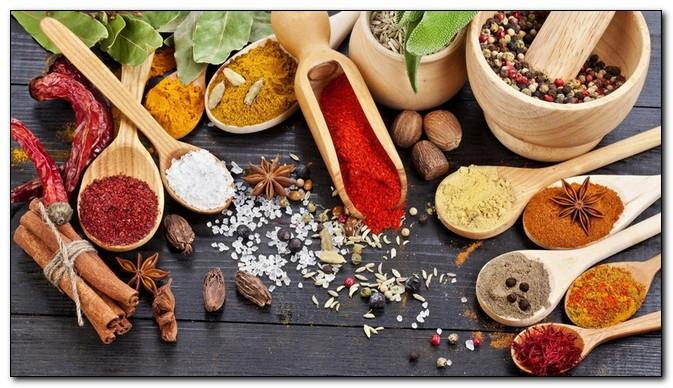 5 пряностей, которые являются самыми мощными антиоксидантами