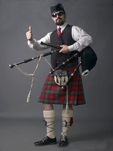 Шотландские суеверия и юмор