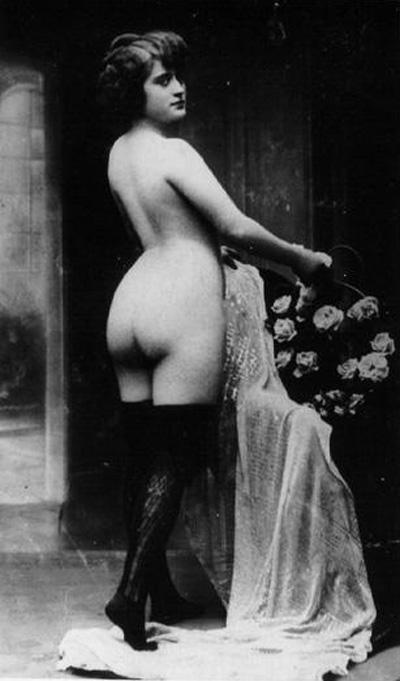 Фотоэротика 19 века.