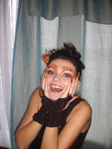 "Победа в конкурсе "" Янтарная принцесса.Зеркало моды 2011"""