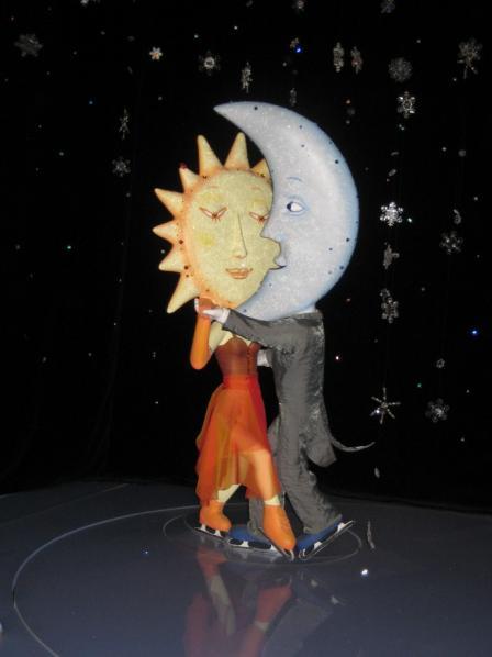 Танец солнца и луны